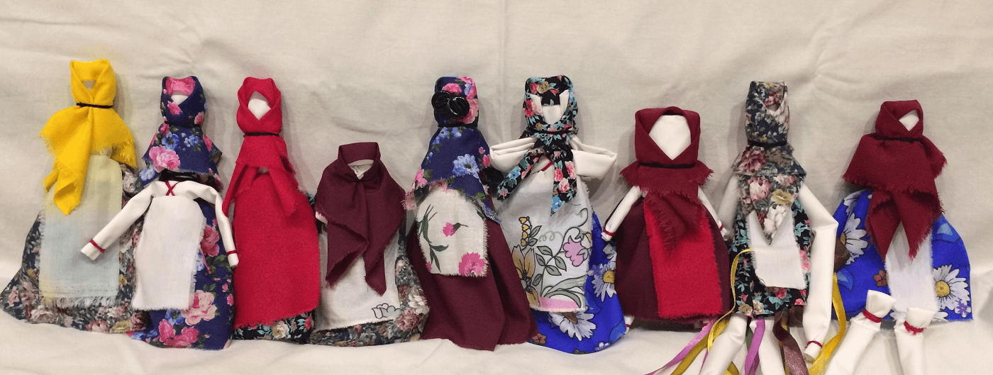 Куклы Лихоманки — оберег от зла