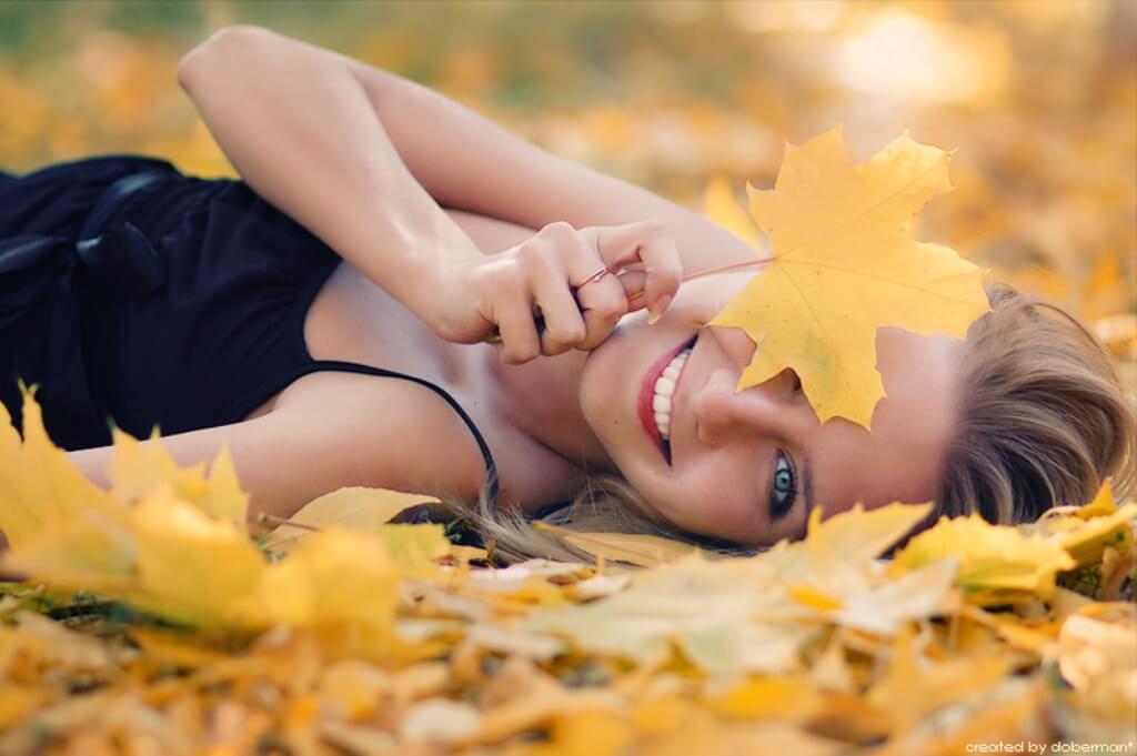 Как по-женски поднять себе настроение осенью?