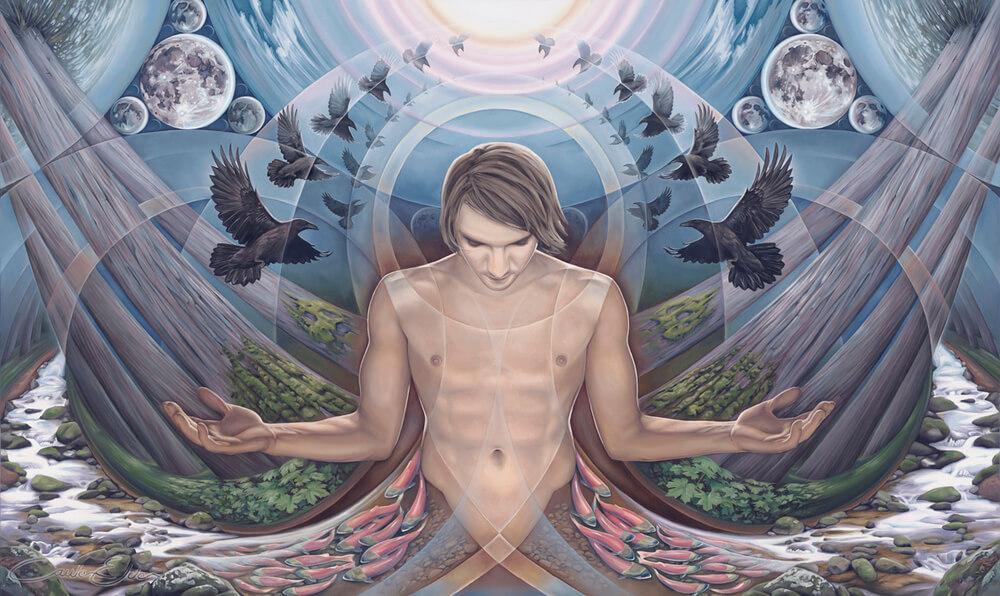 Триединство человека. Предназначение тела, души и духа