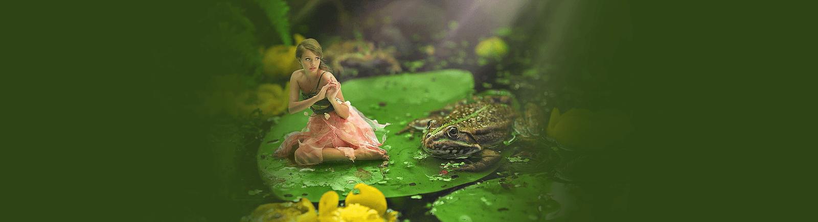Путь становления женщины: От лягушки-царевны до Василисы Премудрой