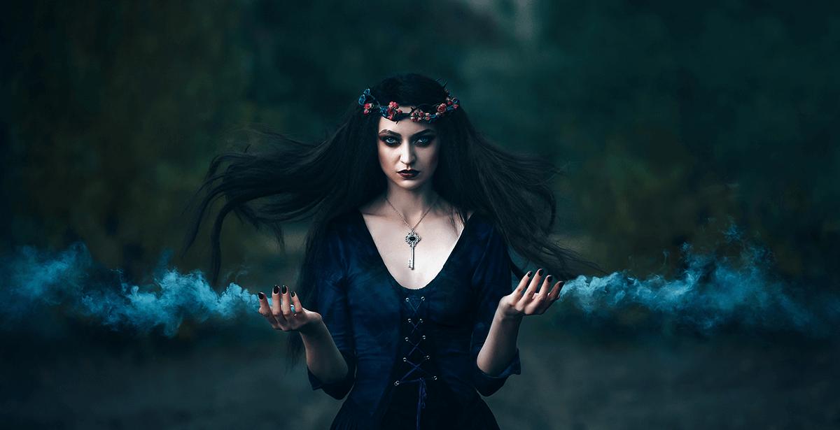 Виды магических воздействий