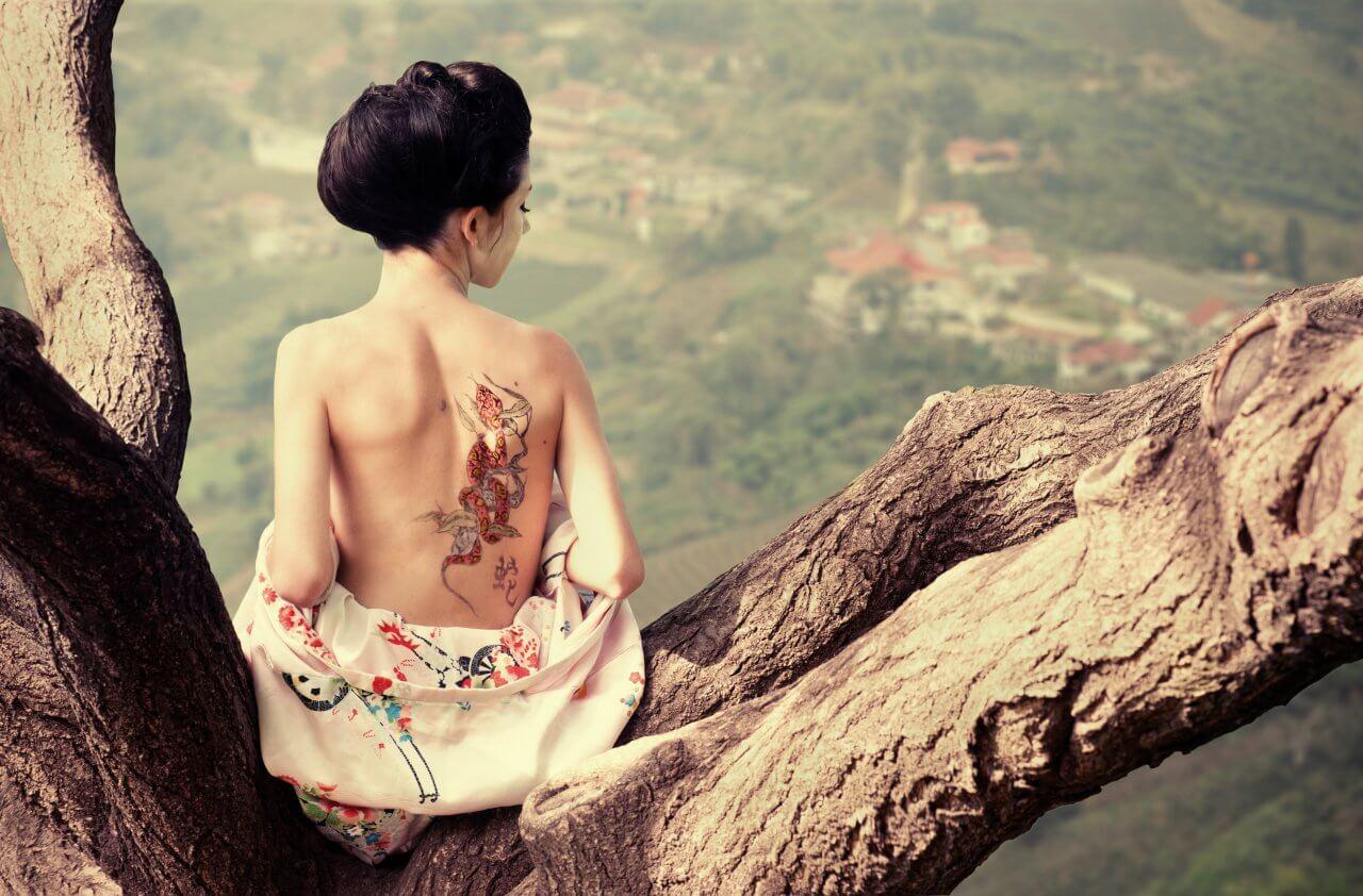 Влияние татуировок на жизнь человека