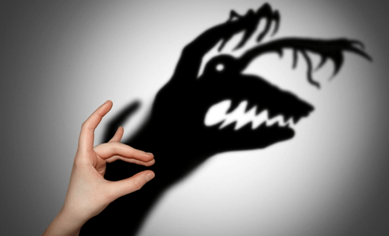 что скрывается за страхом