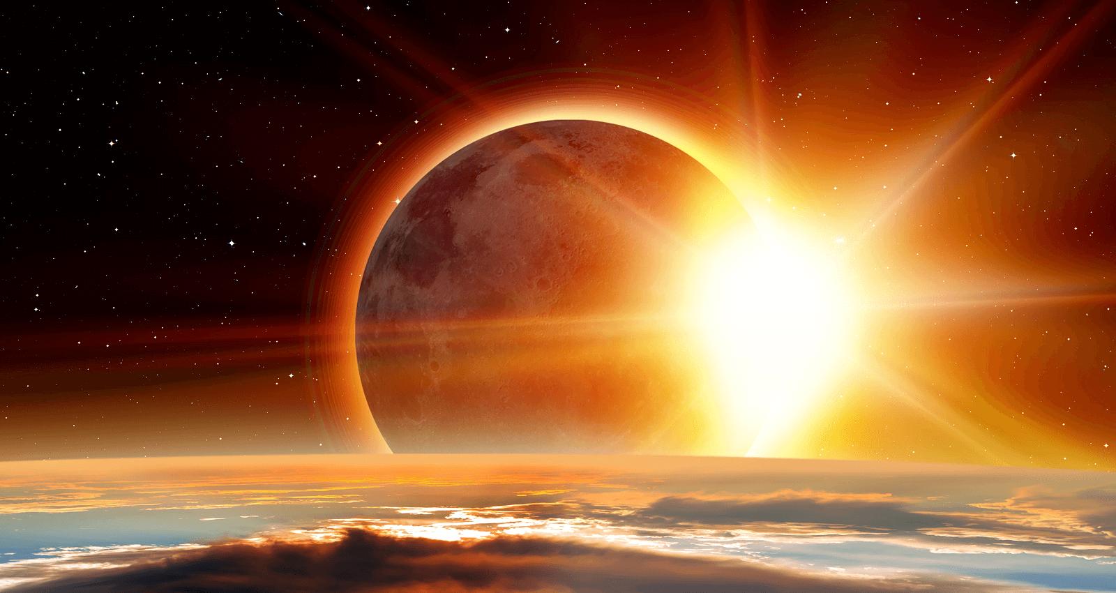 Праздник Купалы 2020 | Солнечное затмение и солнцестояние